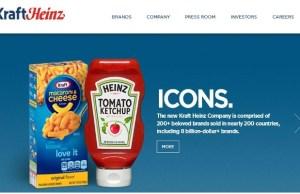 Value of Unilever brand portfolio more than double that of KraftHeinz