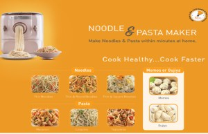 KENT RO debuts in small kitchen appliance segment; launches noodle and pasta maker