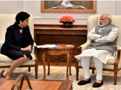 Indra Nooyi meets PM Modi, tells PepsiCo focusing on health-oriented products