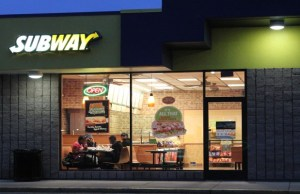 Subway to open 100 outlets in next one year