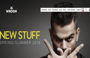 Virat Kohli's fashion brand 'WROGN' launched on Jabong