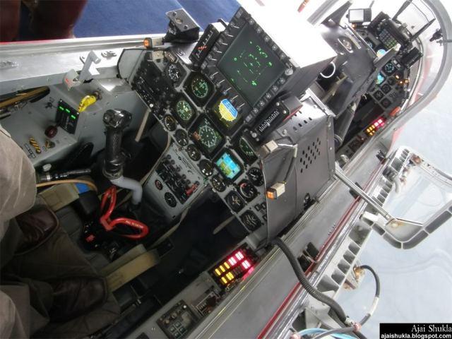 Tejas Glass Cockpit