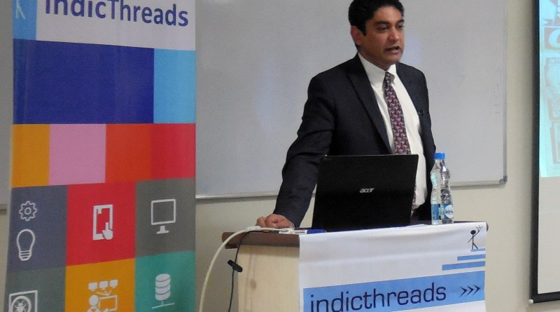 BMC Software IndicThreads COnference Tarun