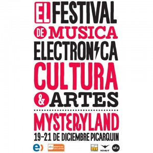 Mysteryland Chile 2014