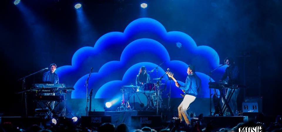 Metronomy. Ph: Patricio Colombo