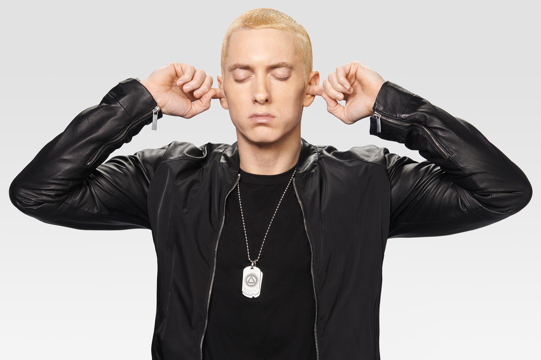 Eminem en Argentina