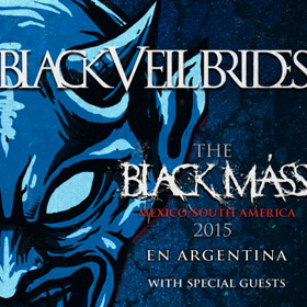 Black Veil Brides en Argentina