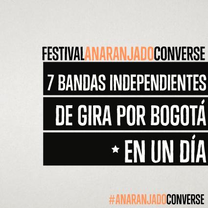 Festival Anaranjado Converse 2015