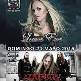 Leaves Eyes y Atrocity en Argentina