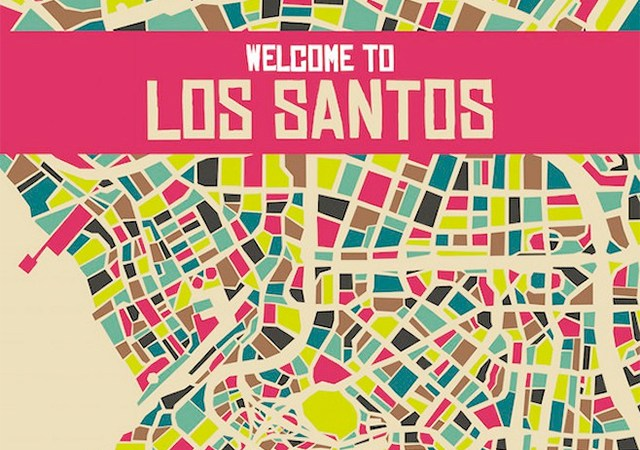 gta welcome to los santos