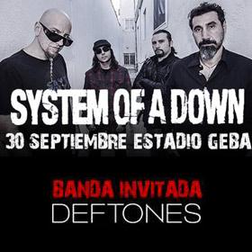System of a Down + Deftones en Argentina