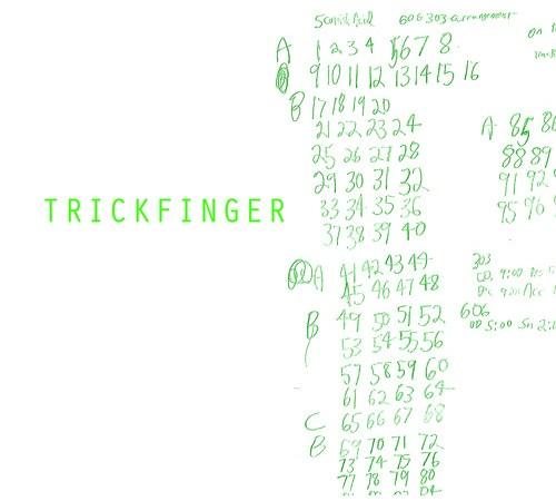 trickfinger - trickfinger