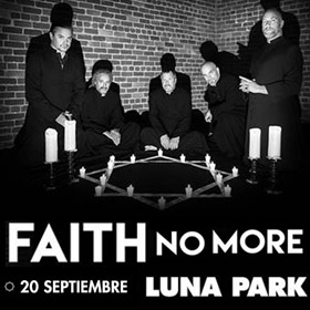 Faith No More en Argentina