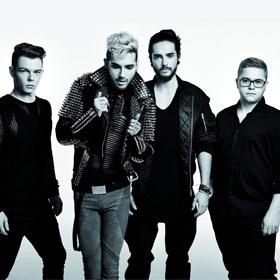 Tokio Hotel en México