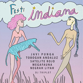 Festival Indiana en El Emergente