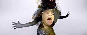 """Björk estrena un surreal clip para """"Lionsong"""""""
