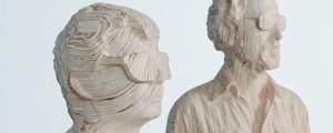 Daft Punk, sin cascos, inmortalizados con una estatua