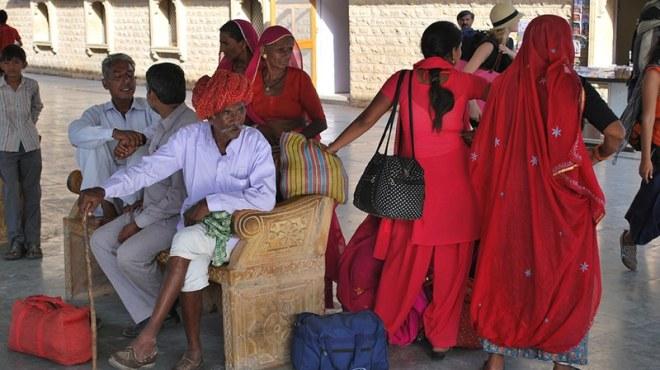 Zugreisen in Indien (4) – Die Warteliste