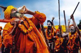 Die große Kumbh Mela in Ujjain: Simhastha 2016