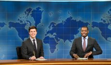 Primetime Emmys: Michael Che and Colin Jost of 'SNL' to Host This Year's Ceremony