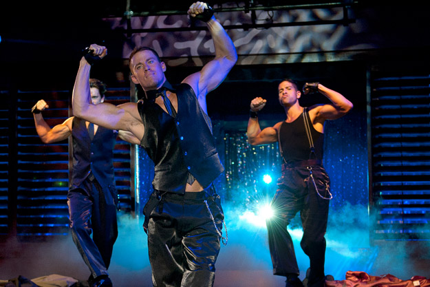Channing Tatum Goes Full  Magic Mike  in a Gas Station   IndieWire    Magic Mike