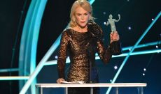 Nicole Kidman's Speech and a Big 'Three Billboards' Win Cap a #MeToo and Time's Up Dominated SAG Awards