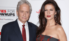 Catherine Zeta-Jones Stands By Michael Douglas After Preemptive Sexual Harassment Denial: 'There Was No Other Way'
