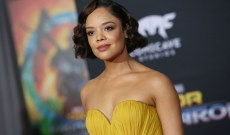 Tessa Thompson Calls Out Lena Dunham, Says She 'Was Not Anywhere Present' for Time's Up Planning