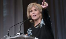 Jane Fonda: Activism Made This Year's Golden Globes 'The Best Ever,' and Hollywood Has Hit a 'Historic Turning Point'