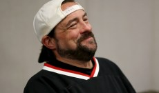 Kevin Smith 'Feels Great' After Massive Heart Attack: 'It's the Best Thing That Ever Happened to Me'