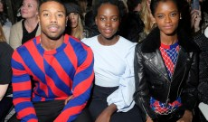Michael B. Jordan Lost A Bet to Lupita Nyong'o, So Now He Must Do Push-Ups Whenever She Commands — Watch