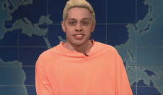 Pete Davidson Makes 'SNL' Appearance After Posting Potential Suicide Message