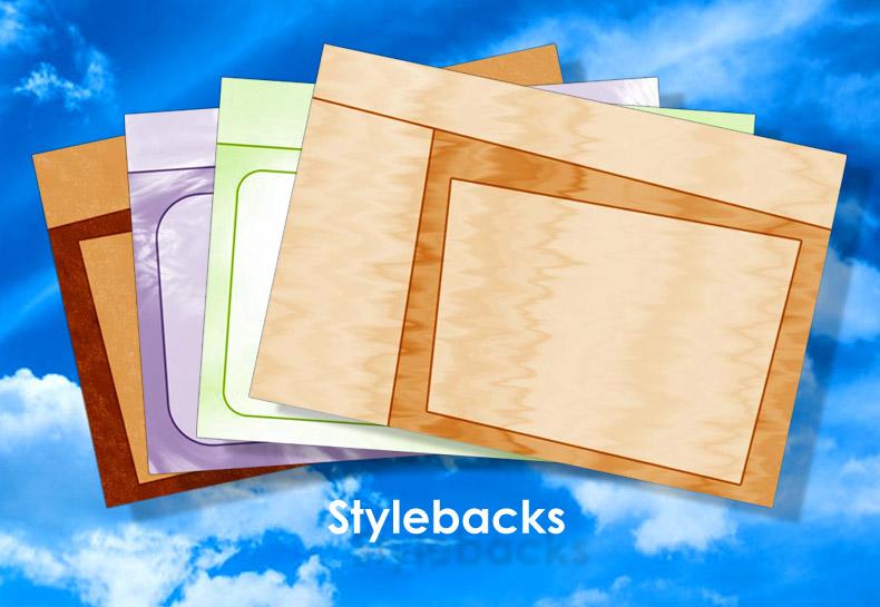 Stylebacks