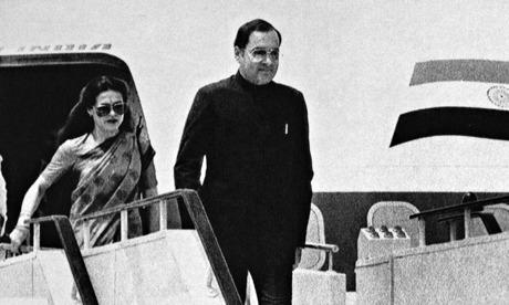 Sull'assassinio di Rajiv Gandhi