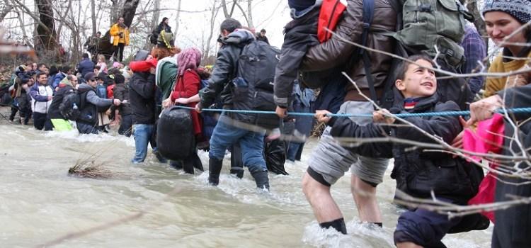 Speciale migranti. Aggiornamento da Idomeni. Oltre il fiume!