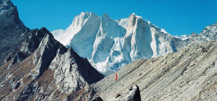 Meru, la mitica montagna centro dell'Universo