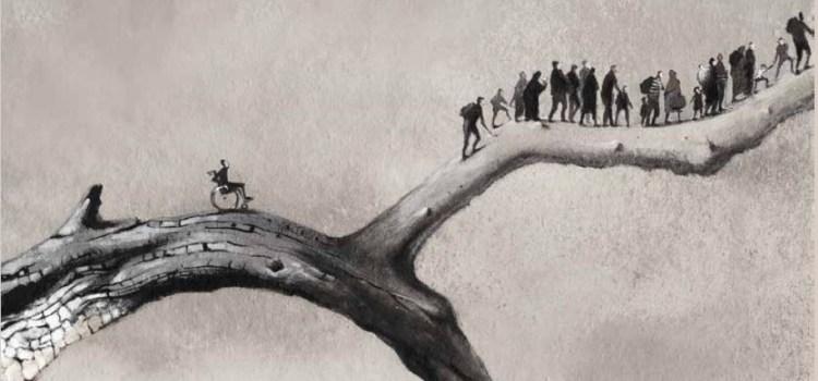 Dentro l'esodo. Migranti sulla via europea, di Emanuele Confortin