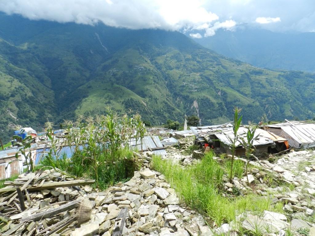 Bolgaon villaggio tamang