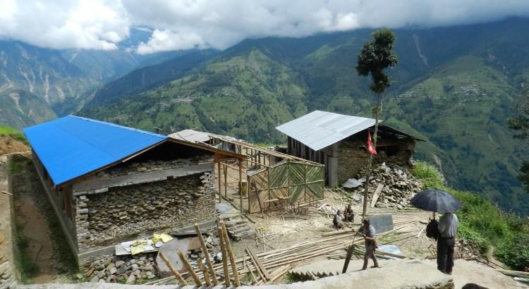 Terremoto in Nepal, due anni dopo. Da Alpinismi