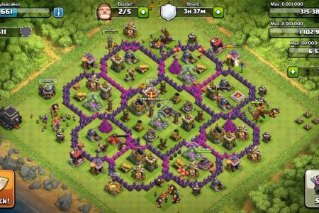 clash of clans ykle