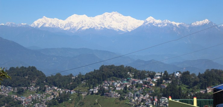 Darjeeling- The land of the thunderbolt