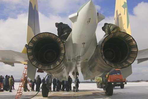 Selain Su-35, MiG-35 pun mengusung teknologi yang sama.