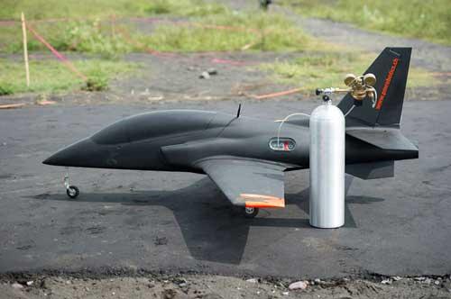 PMRobotics JT-240: Drone Penantang Kanon Oerlikon Skyshield Paskhas TNI AU