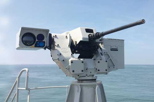 Untuk versi angkatan laut, ada varian Sea DeFNder.