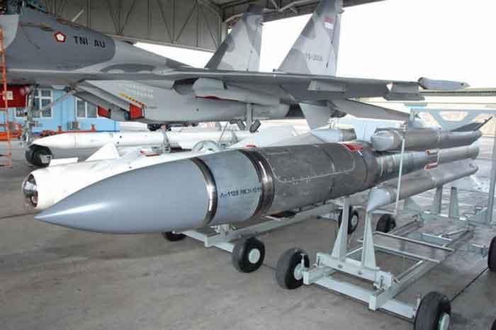 Malaysia Telah Uji Tembak Rudal Kh-31, Indonesia Kapan?