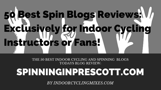 Review of the top 50 indoor cycling blogs online