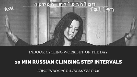Russian Climbing Step Intervals