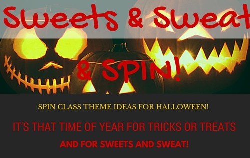 Indoor Cycling and Spin Class Halloween Music