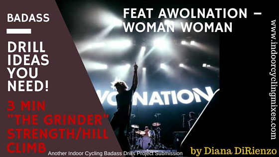 Indoor Cycling Mixes Drills and Spin Class Routines