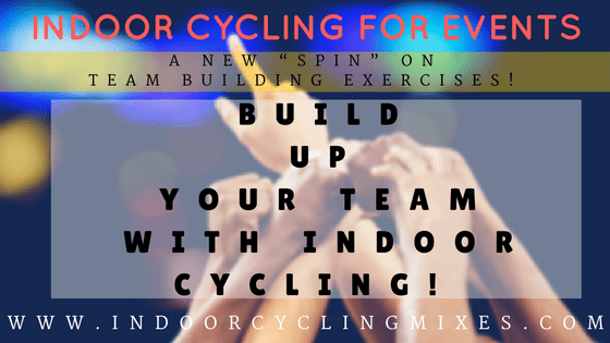 Team Building with Indoor Cycling or Spinning